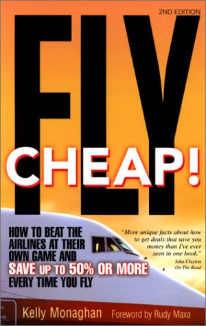 9781887140164: Fly Cheap!