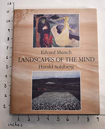 9781887149013: Edvard Munch and Harald Solberg: Landscapes of the Mind
