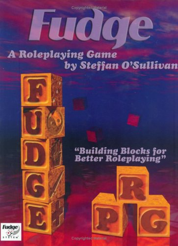 9781887154123: Fudge 10th Anniversary Rpg