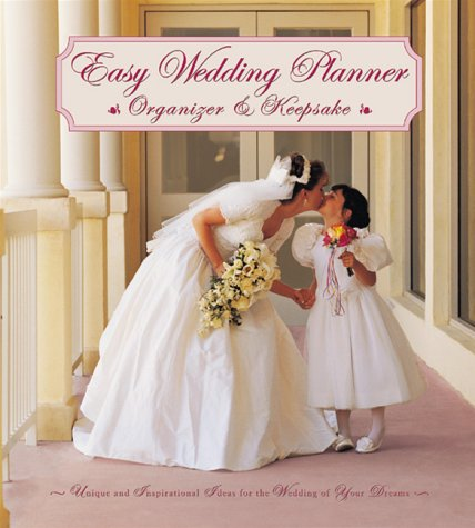 9781887169097: Easy Wedding Planner, Organizer & Keepsake