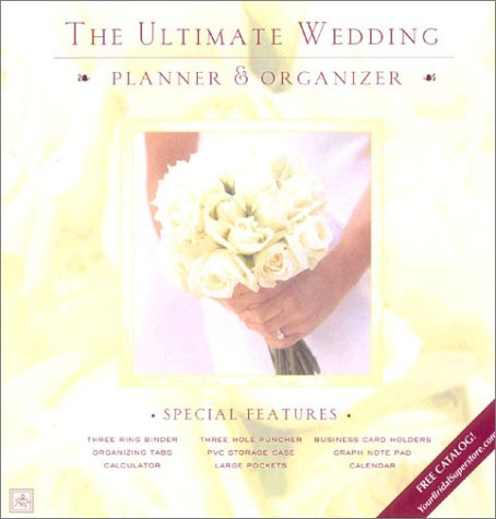 The Ultimate Wedding Planner & Organizer: Elizabeth Lluch