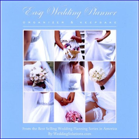 9781887169387: Easy Wedding Planner, Organizer & Keepsake