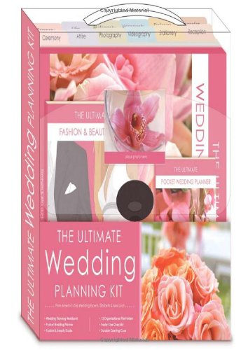 The Ultimate Wedding Planning Kit (1887169733) by Elizabeth Lluch; Alex Lluch