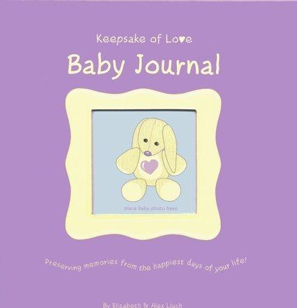 9781887169769: Keepsake of Love Baby Journal