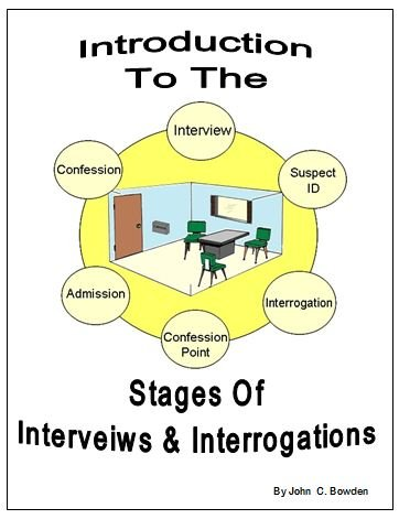 9781887172172: Introduction To The Stages Of Interviews & Interrogations