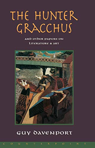 9781887178556: The Hunter Gracchus: And Other Papers on Literature and Art