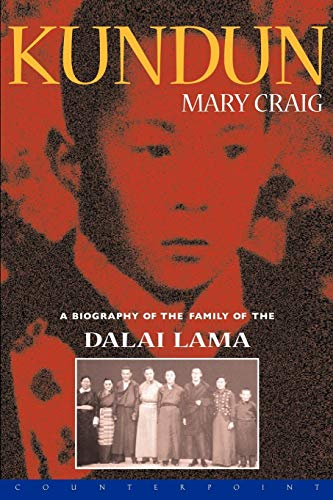 9781887178914: Kundun: A Biography of the Family of the Dalai Lama