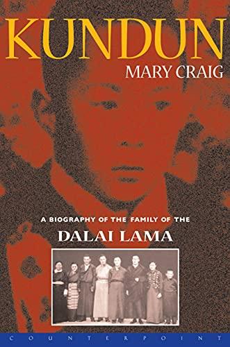 9781887178914: Kundun: A Biography of the Family of the Dalai Lama