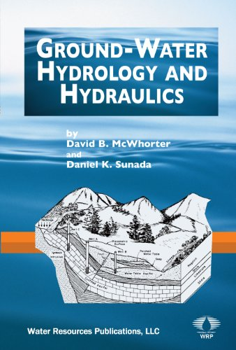 9781887201612: Ground-Water Hydrology and Hydraulics