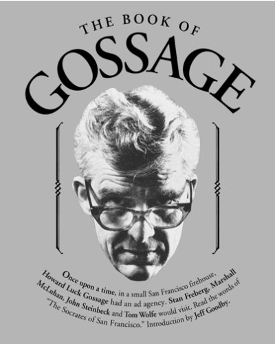 9781887229289: The Book of Gossage