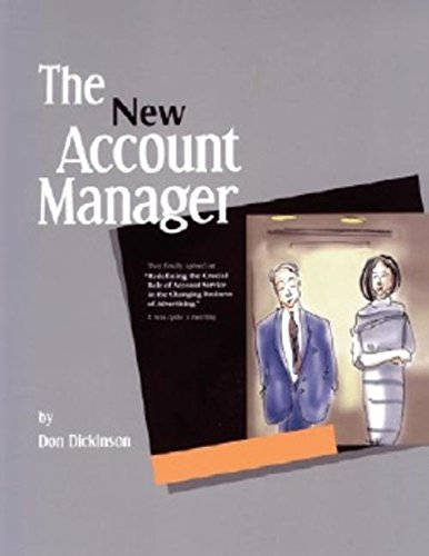 9781887229371: The New Account Manager