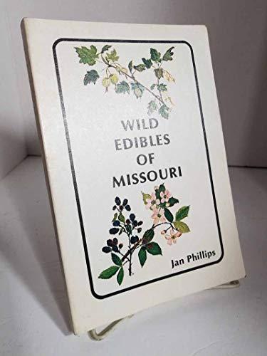 9781887247184: Wild edibles of Missouri