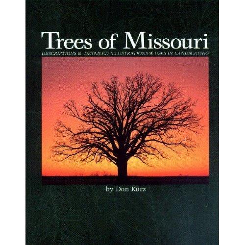 9781887247382: Trees of Missouri