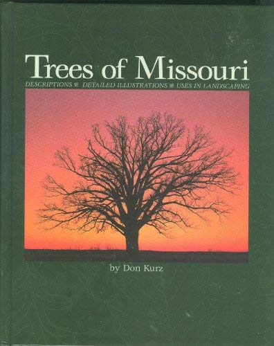 9781887247412: Trees of Missouri