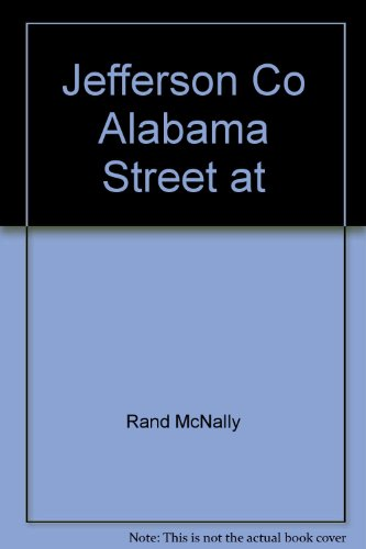 9781887295017: Jefferson County, AL Map Book