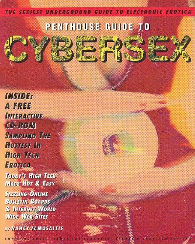 9781887298124: Penthouse Guide to Cybersex, with CD-ROM