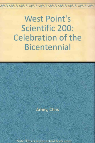 9781887301152: West Point's Scientific 200: Celebration of the Bicentennial