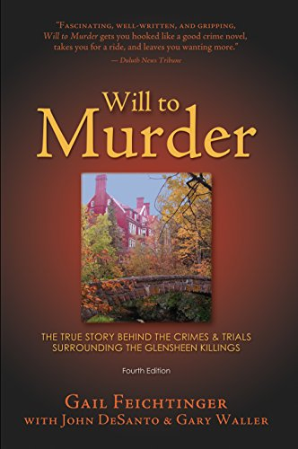 9781887317351: Will to Murder
