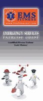 9781887321129: Get Fit to Save Lives EMS Fitness Guide w/Carabiner