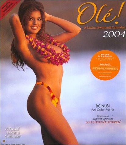 9781887364188: Ole 2004 (A Latina Swimsuit Calendar)