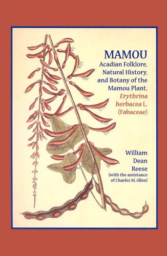 9781887366564: Mamou: Acadian Folklore, Natural History, And Botany of the Mamou Plant
