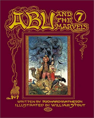Abu and the Seven Marvels