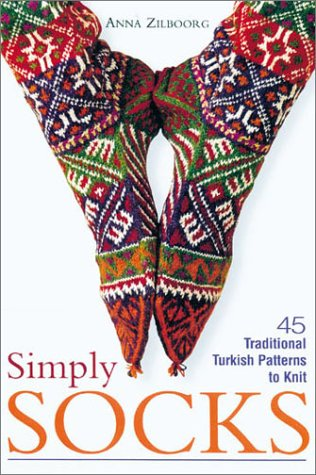 9781887374590: Simply Socks: 45 Traditional Turkish Patterns to Knit