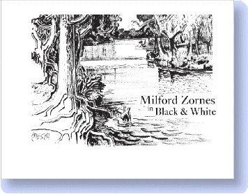 9781887400350: Milford Zornes in Black & White