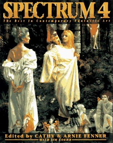 9781887424288: Spectrum 4: The Best in Contemporary Fantastic Art