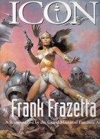 Icon: A Retrospective by the Grand Master: Frazetta, Frank