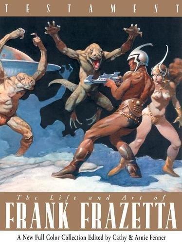 Testament: Fenner, Cathy & Arnie (ed.)