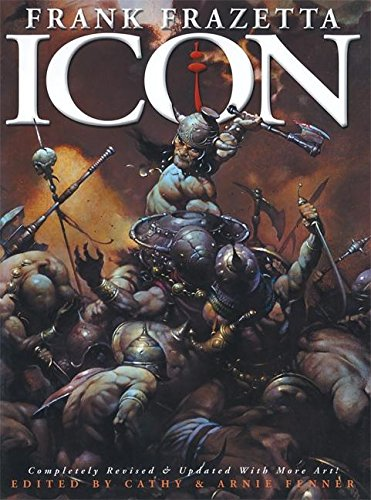 Icon: A Retrospective by the Grand Master: Frank Frazetta, Cathy