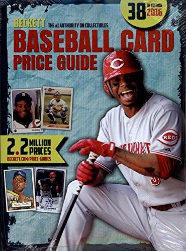 Beckett Baseball Card Price Guide #38 (Paperback)