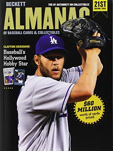 Beckett Baseball Almanac #21 (Beckett Almanac of