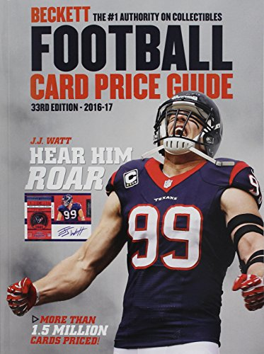 Beckett Football Card Price Guide #33 (Paperback)