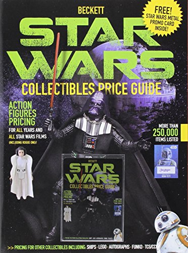 Beckett Star Wars Collectibles Price Guide #1