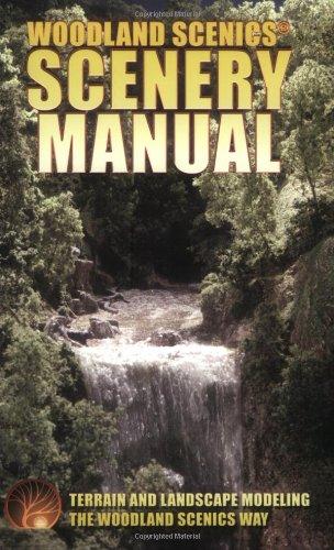 9781887436007: The Scenery Manual