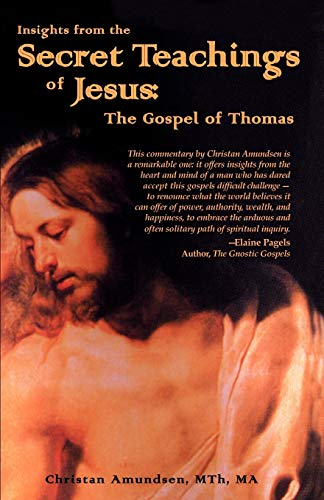 9781887472579: Insights from the Secret Teachings of Jesus: The Gospel of Thomas