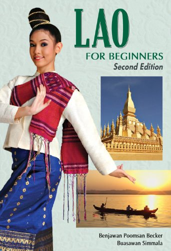 9781887521871: Lao for Beginners - Second Edition
