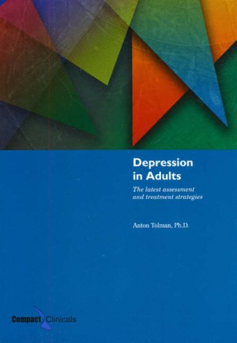 9781887537247: Depression In Adults: The Latest Assessment And Treatment Strategies
