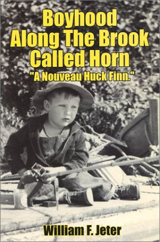 9781887542036: Boyhood Along the Brook Called Horn