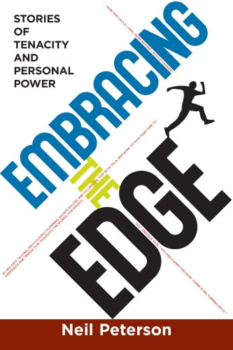 9781887542951: Embracing the Edge: Stories of Tenacity and Personal Power