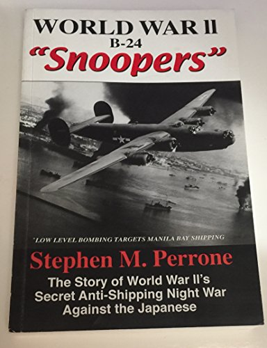World War ii B-24 Snoopers: Low Level: Stephen M. Perrone