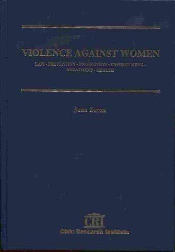 Violence against women: Joan Zorza