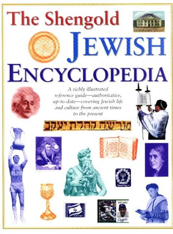 9781887563437: The Shengold Jewish Encyclopedia (Shengold Books)