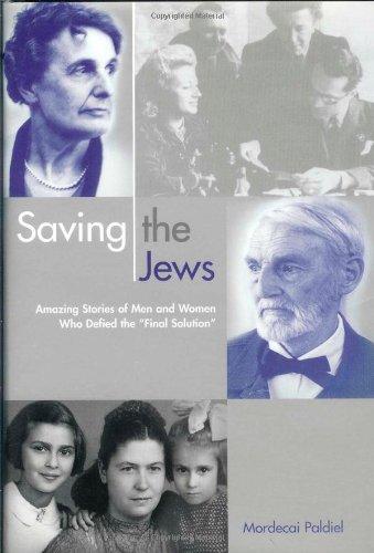 Saving the Jews: Paldiel, Mordecai