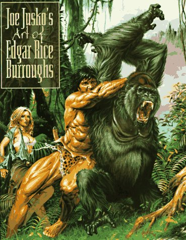Joe Jusko's Art of Edgar Rice Burough's