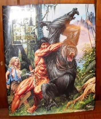 9781887569408: Joe Juskos Art of Edgar Rice Burroughs