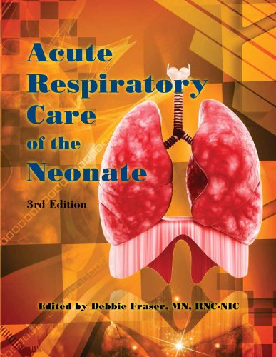 9781887571159: Acute Respiratory Care of the Neonate
