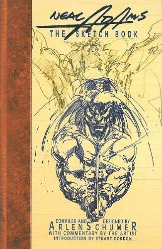 9781887591058: Neal Adams The Sketchbook HC